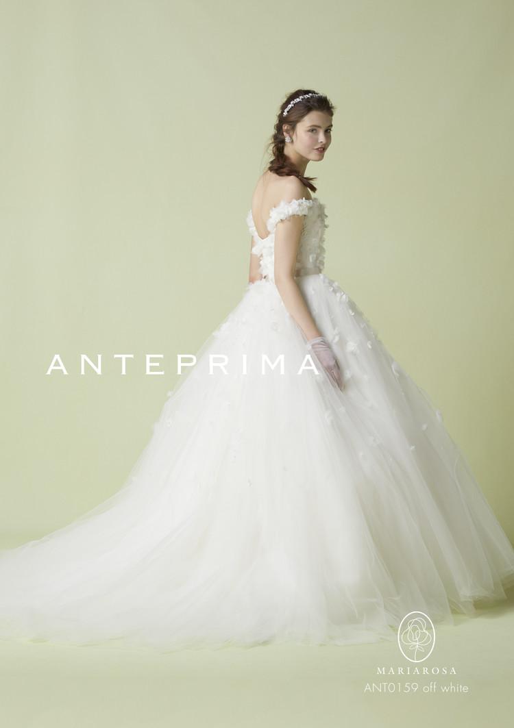 【ANTEPRIMA】 ANT0159 off white 3枚目