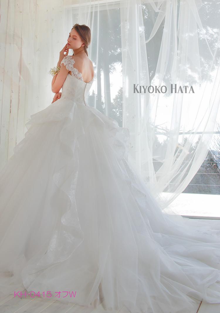 【KIYOKO HATA】 KH-0415 Offwhite 3枚目