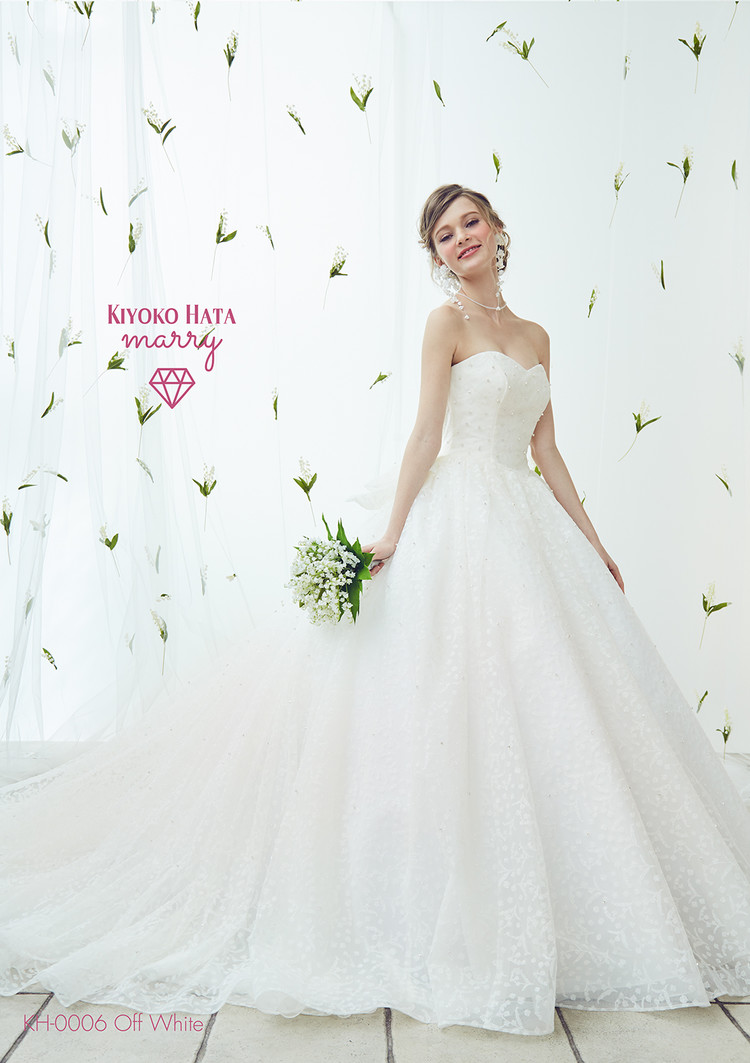 【marry】 KH-0006  すずらんドレス 1枚目