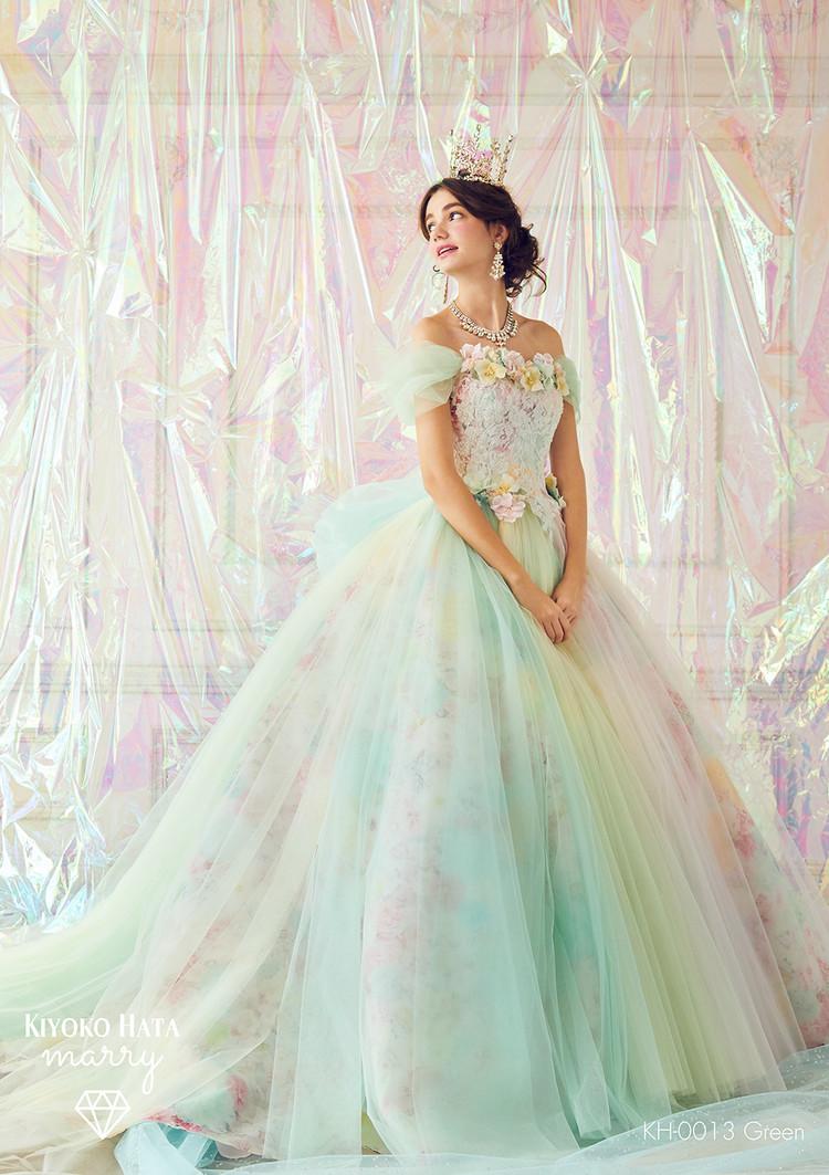 【marry】 KH-0013 そよ風ドレス 2枚目