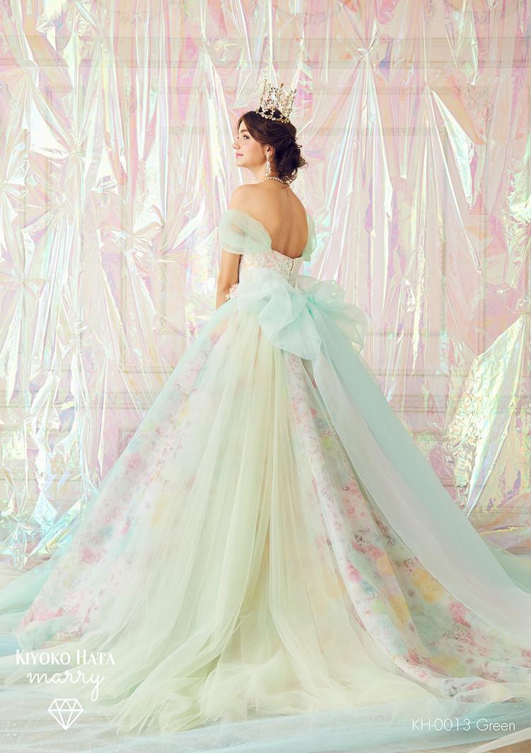 【marry】 KH-0013 そよ風ドレス 3枚目