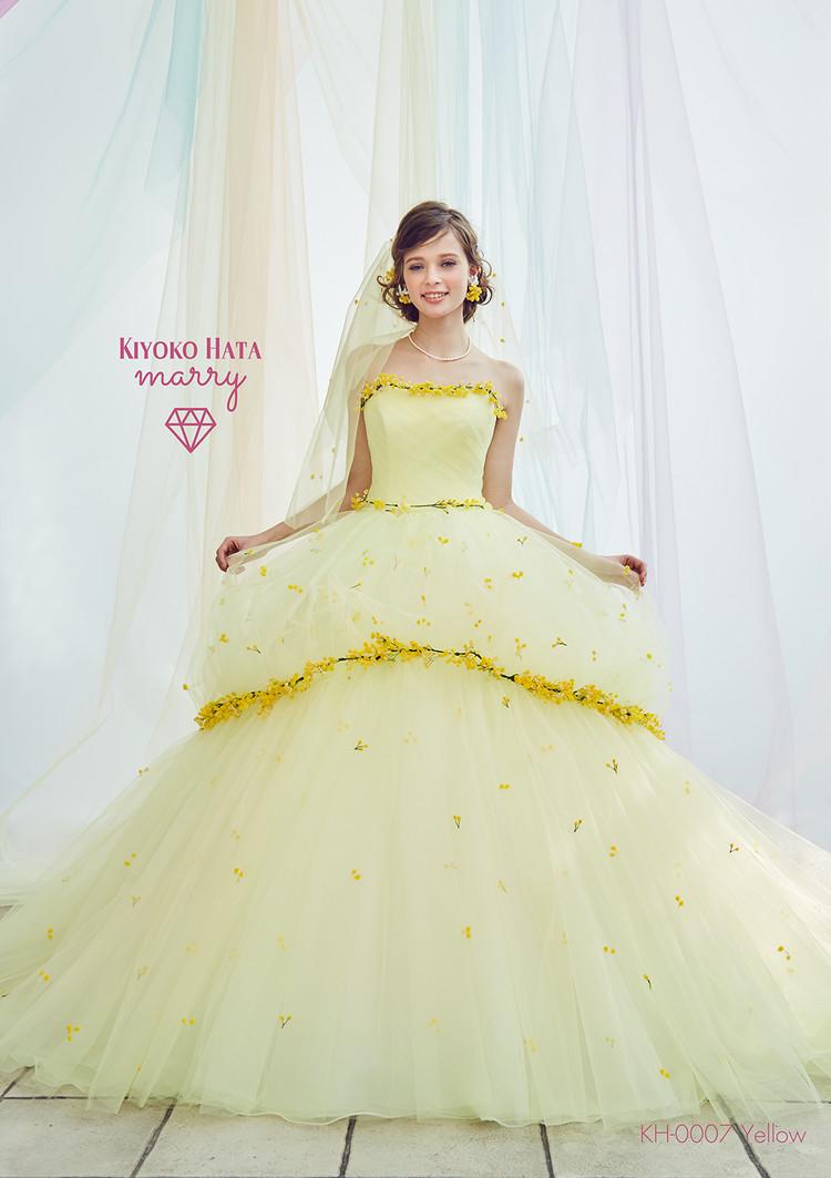 【marry】 KH-0007 ミモザドレス 1枚目