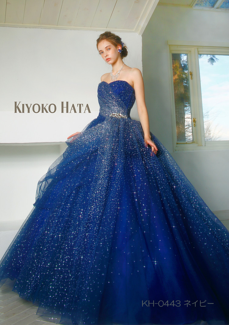 【KIYOKO HATA】 KH-0443 Navy 1枚目