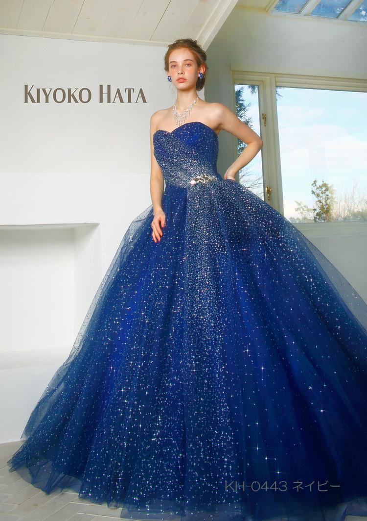 【KIYOKO HATA】 KH-0443 Navy 2枚目