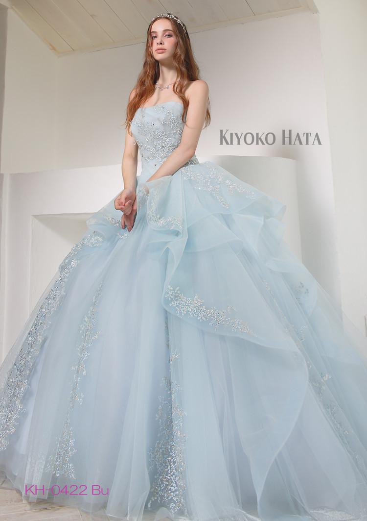 【KIYOKO HATA】 KH-0422 Blue 1枚目