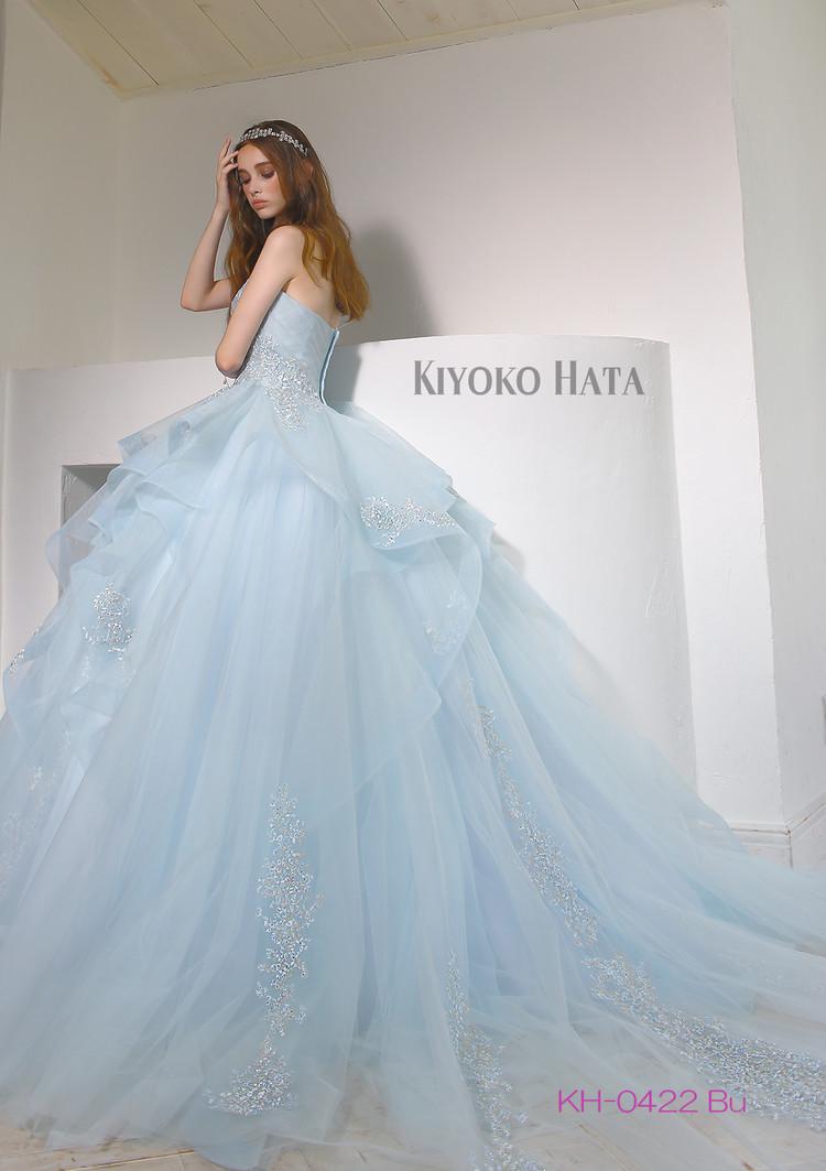 【KIYOKO HATA】 KH-0422 Blue 2枚目