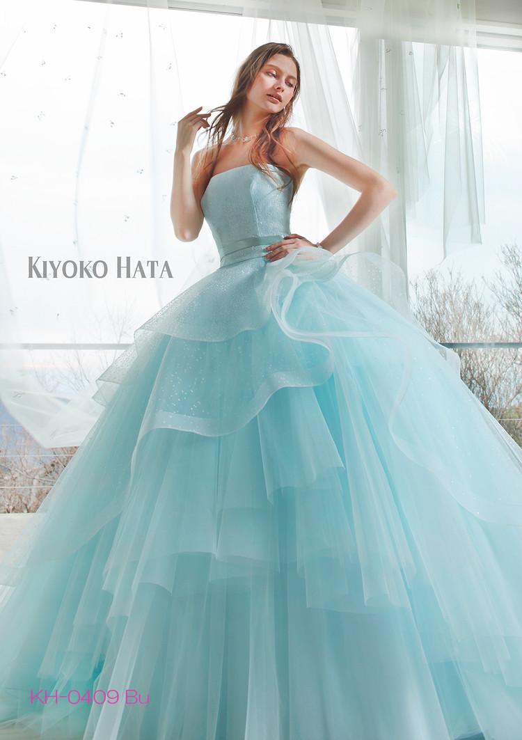 【KIYOKO HATA】 KH-0409 Blue 1枚目