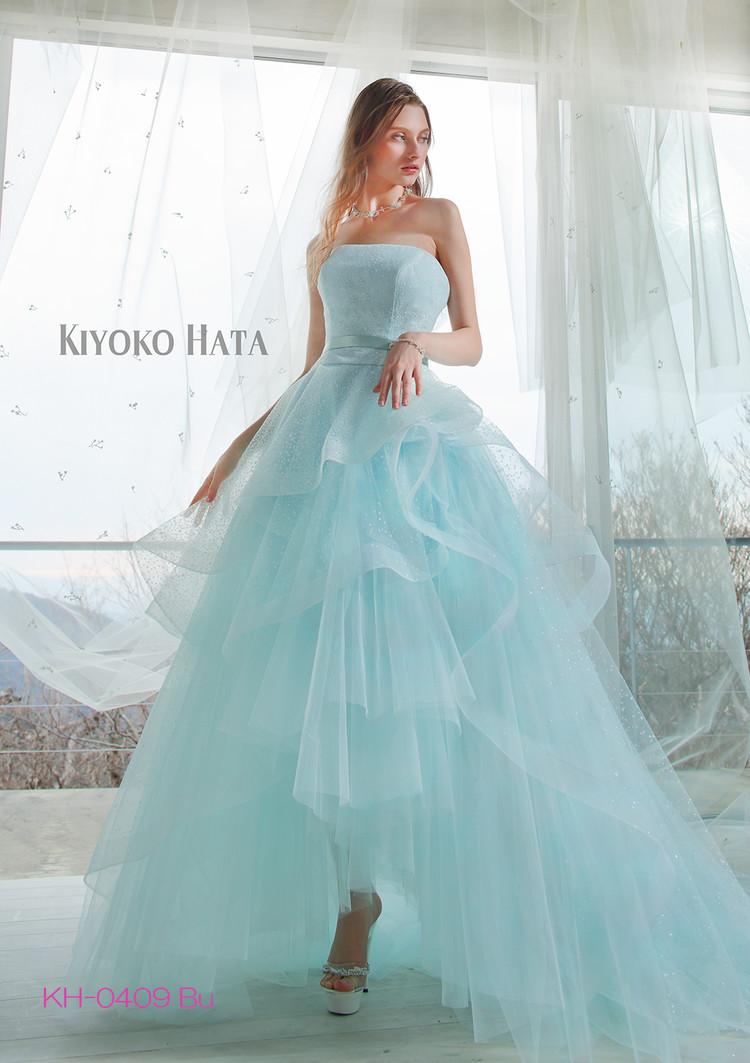 【KIYOKO HATA】 KH-0409 Blue 2枚目