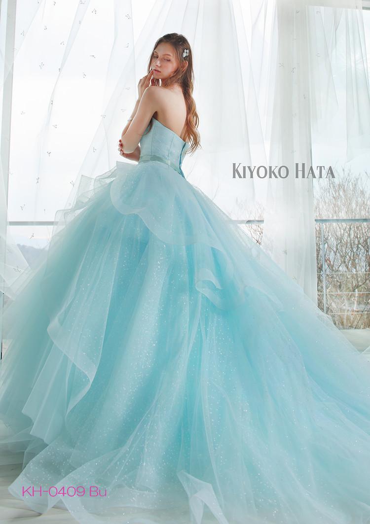 【KIYOKO HATA】 KH-0409 Blue 3枚目