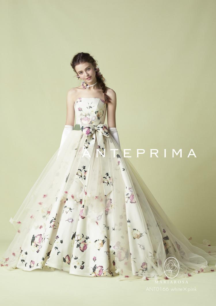 【ANTEPRIMA】 ANT0166 white × pink 1枚目
