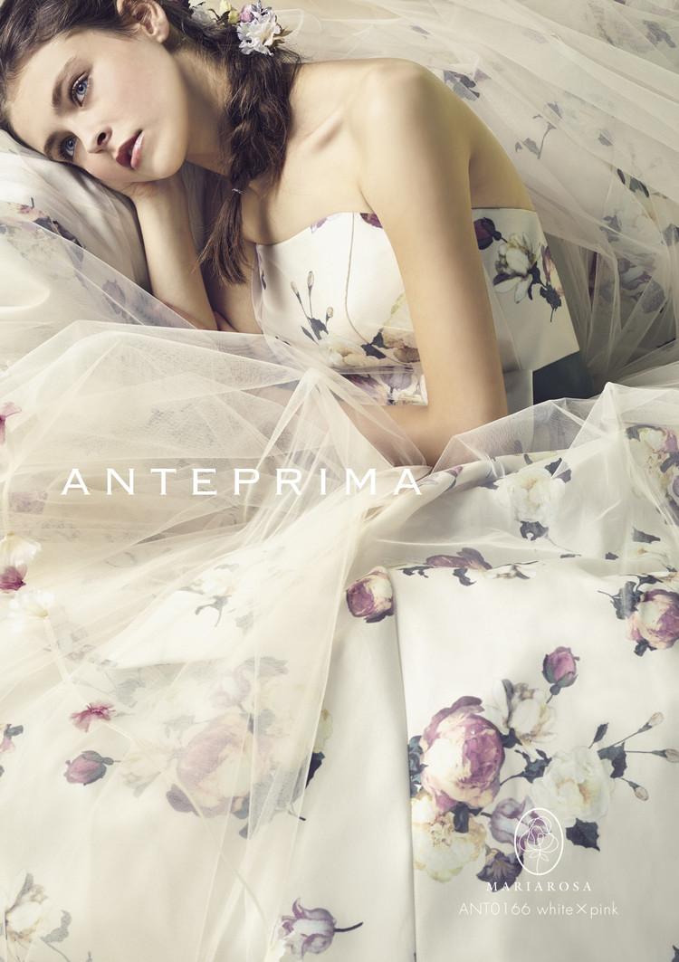 【ANTEPRIMA】 ANT0166 white × pink 2枚目