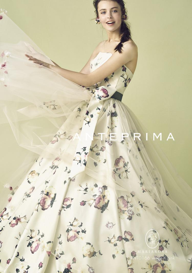 【ANTEPRIMA】 ANT0166 white × pink 3枚目