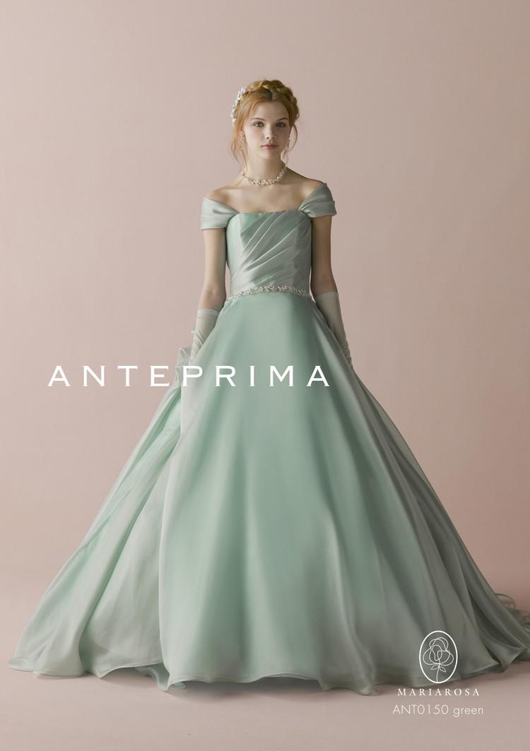 【ANTEPRIMA】 ANT0150 green 1枚目