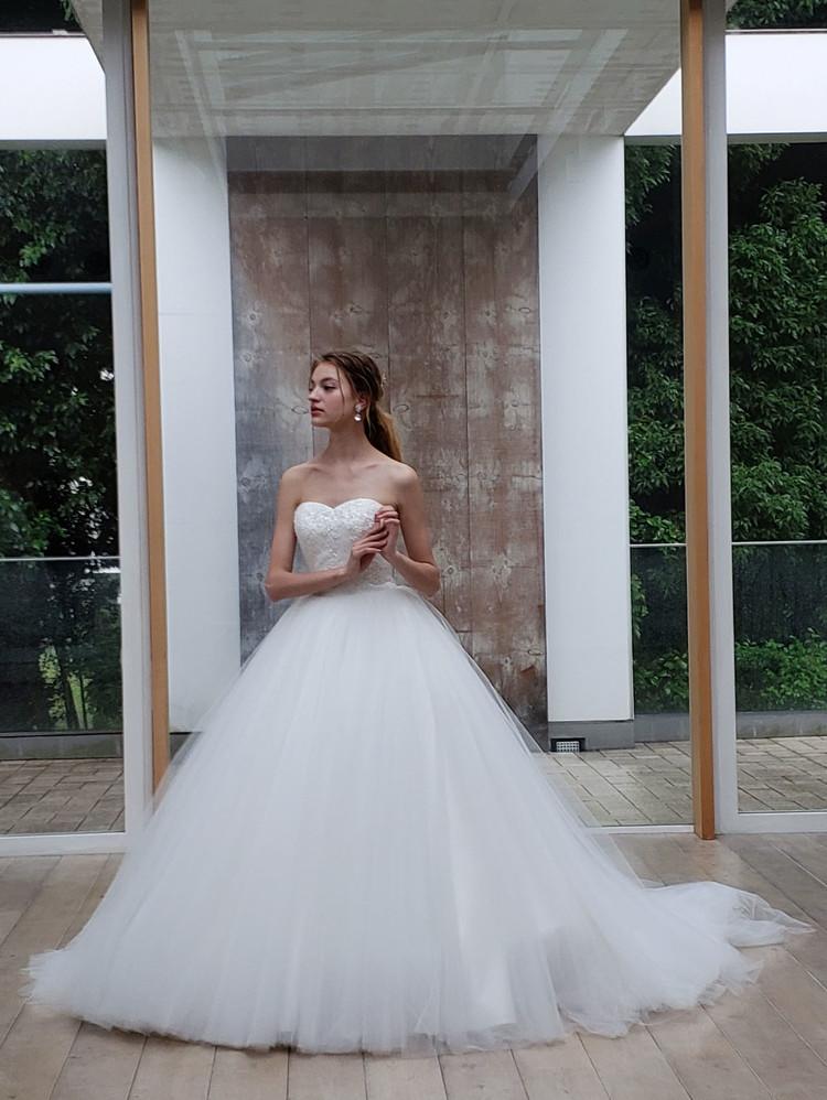 【Cinderella & Co.】チュールのバレリーナドレスSS1382 3枚目