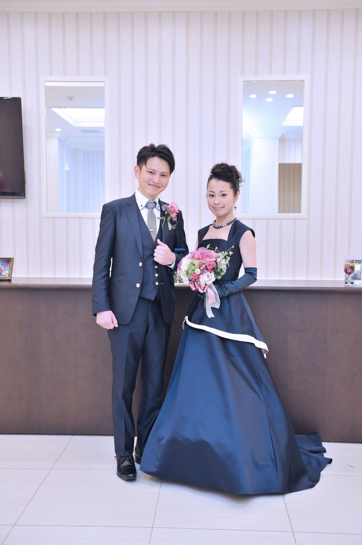 2WAYカクテルドレス 1枚目