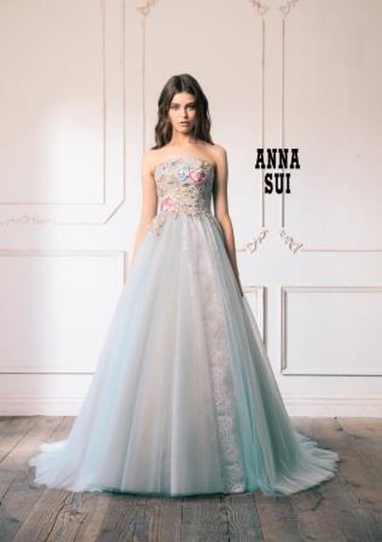 e942c0ae6aa27 -|ANNA SUI(アナ スイ)のウェディングドレス