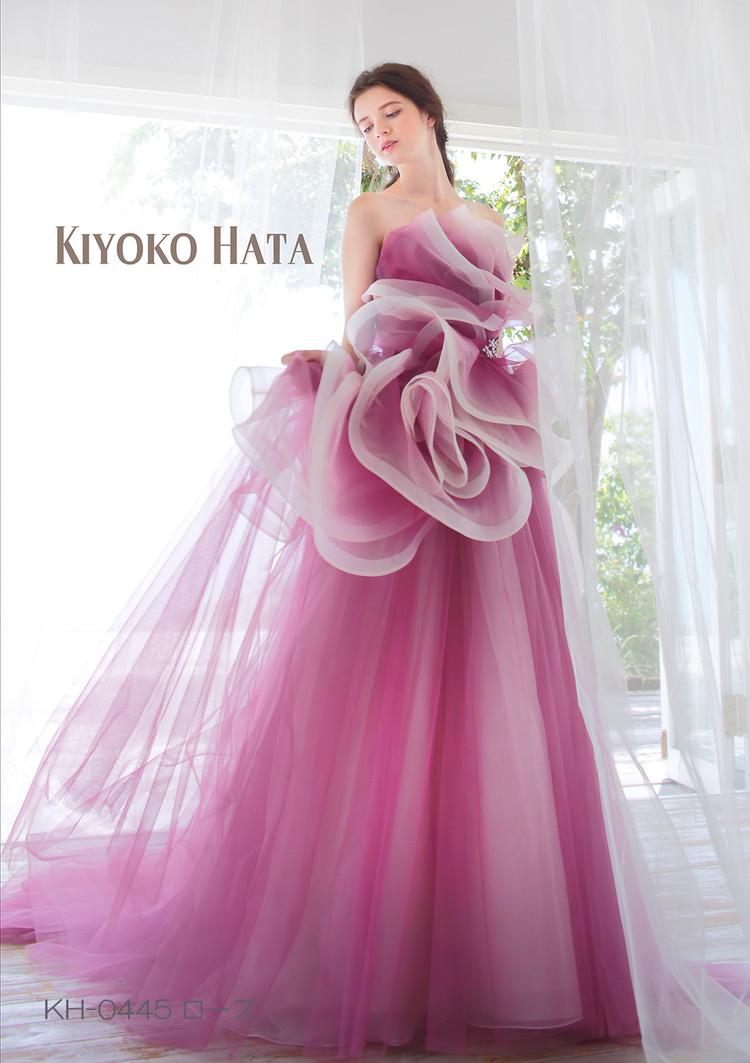 【KIYOKO HATA】 KH-0445  2枚目