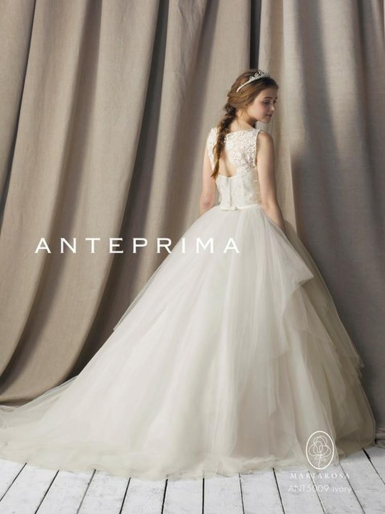 979bc7b2e30f2 ANT5009 アイボリー|ANTEPRIMA(アンテプリマ)のウェディングドレス