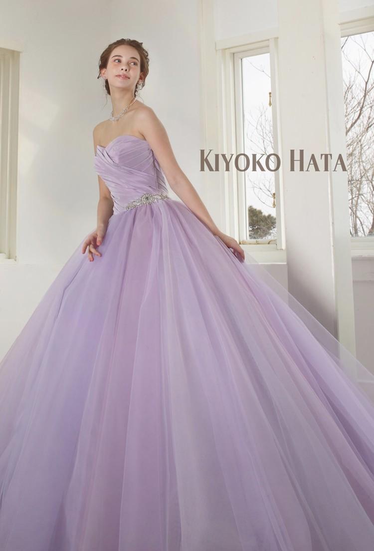 KIYOKO HATA キヨコ ハタのカラードレス 2枚目