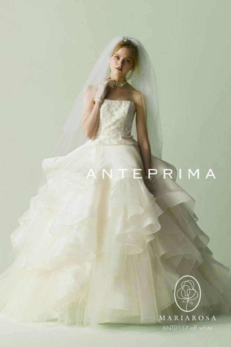 75d98d6dcb5e2 ANT0117 Off White|ANTEPRIMA(アンテプリマ)のウェディングドレス