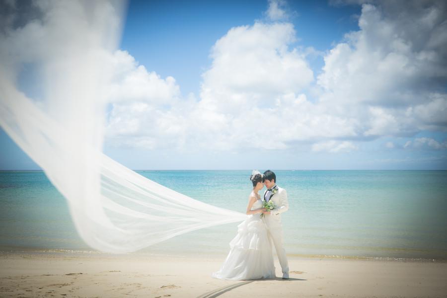 ドレス ロケーション ウェディングドレス タキシード 観光地 海